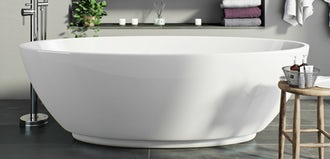 Freestanding baths: An easy way to add instant style