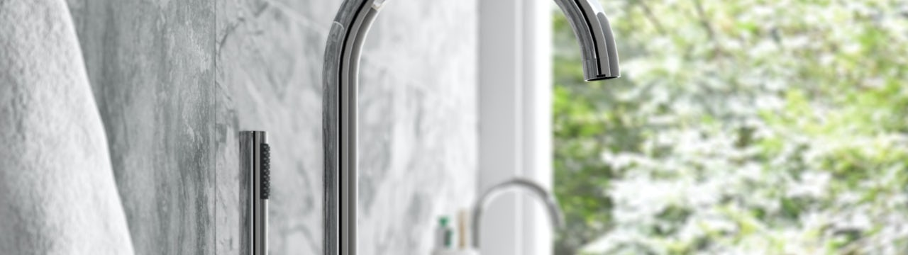 Freestanding taps buying guide
