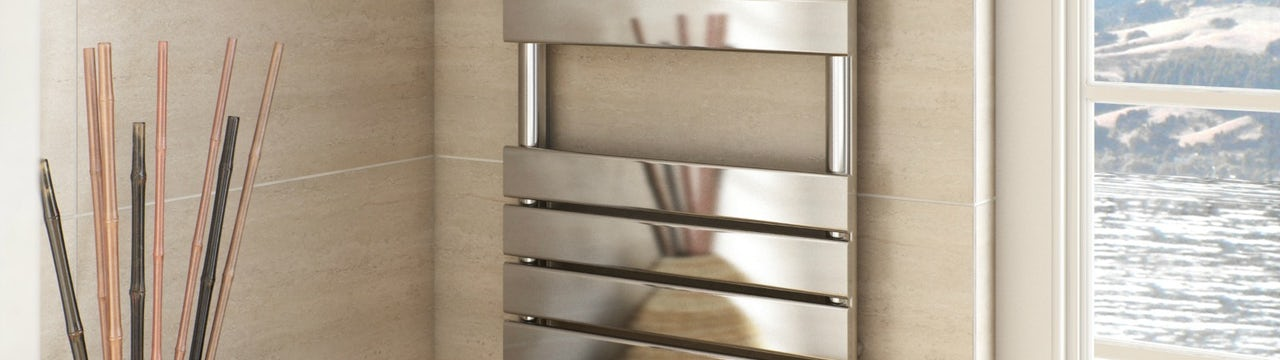 Heated towel rails: The ultimate winter bathroom accessory?