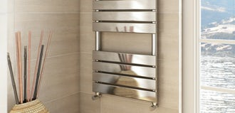 Heated towel rails: The ultimate winter bathroom accessory?