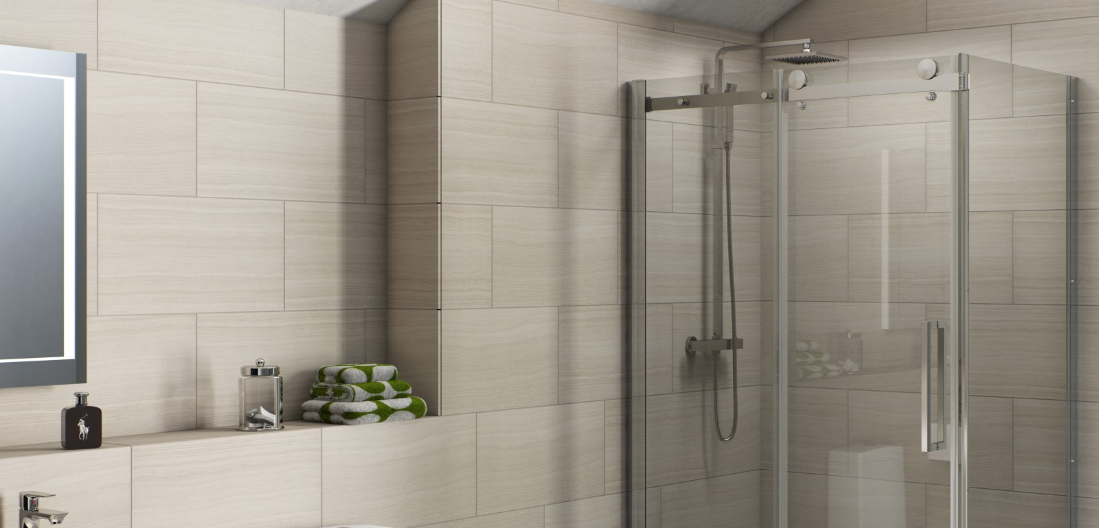 How to assemble a shower cabin 72