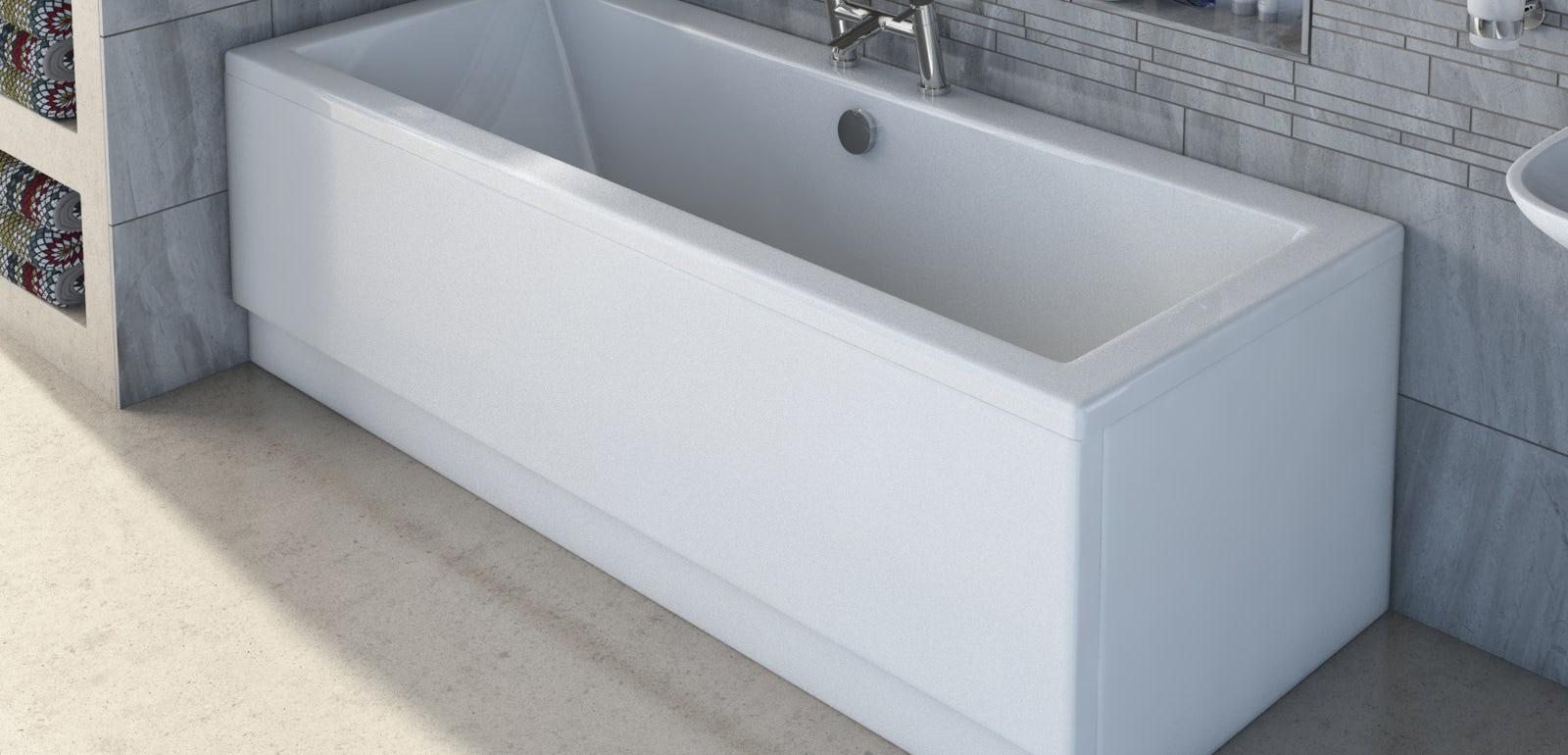 Plastic Bathroom Panel