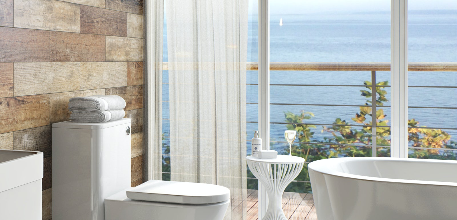 Is your bathroom summer ready?