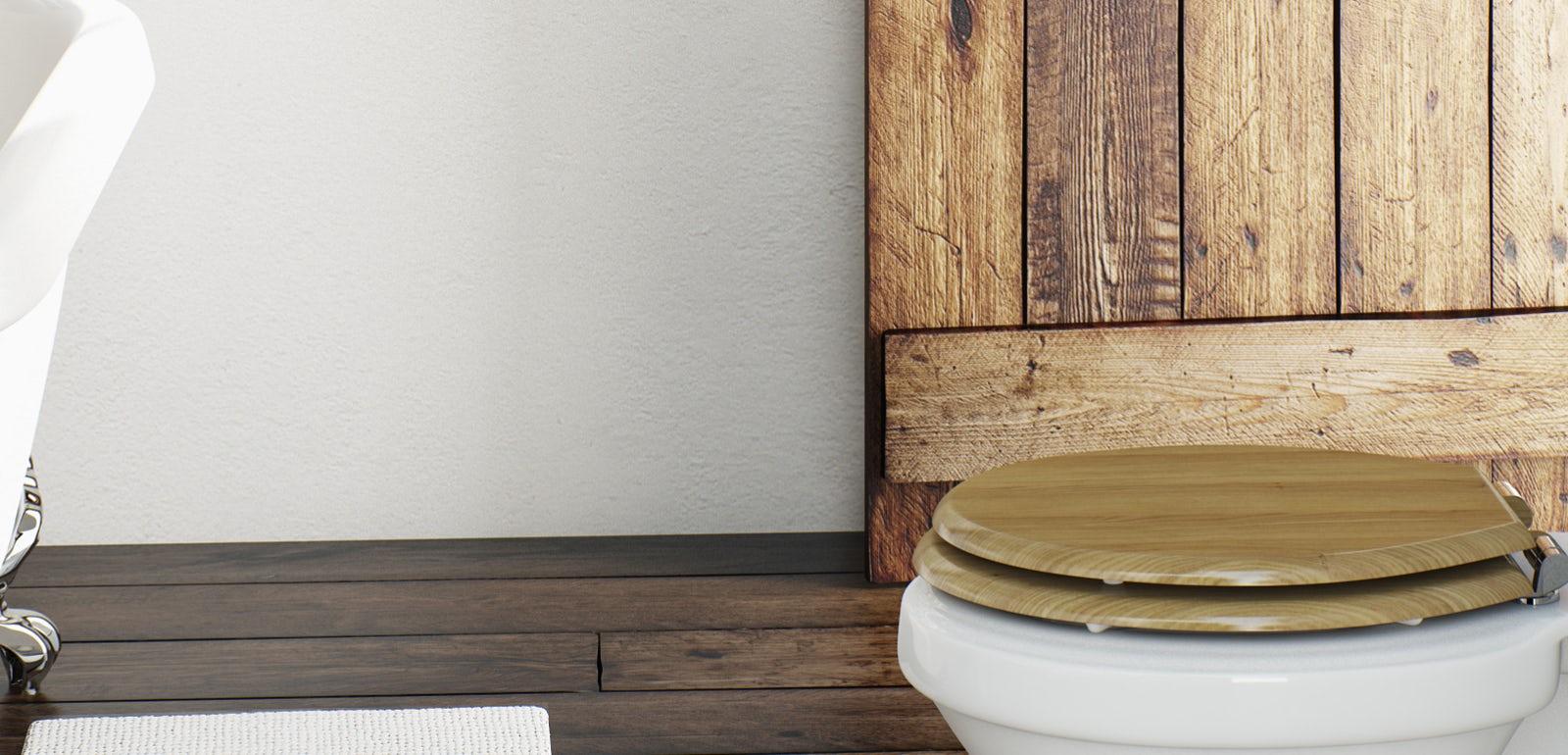 Toilet Comforts Plastic Or Wood Victoriaplum Com
