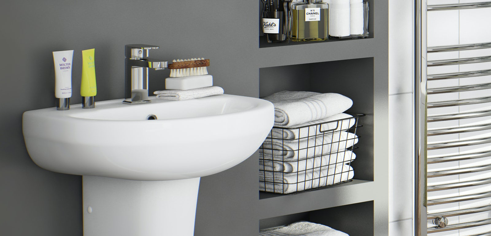 Serial thriller: How to create a killer - looking contemporary bathroom