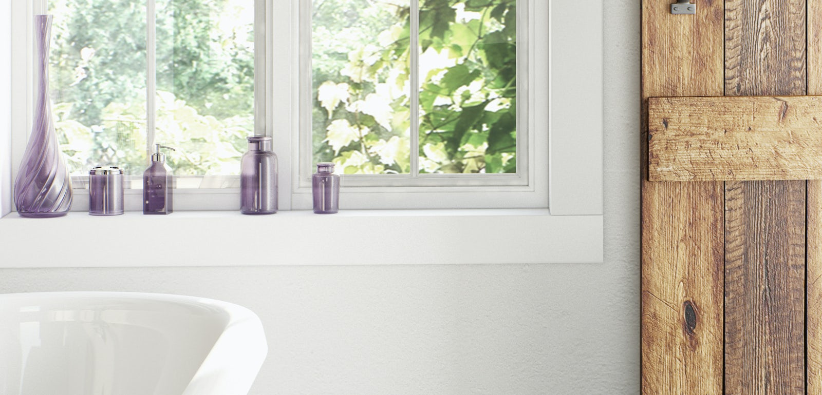 Tips on creating a country style bathroom