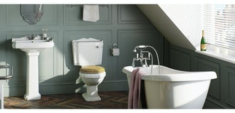 Traditional v contemporary: Which is the best bathroom suite for my home?