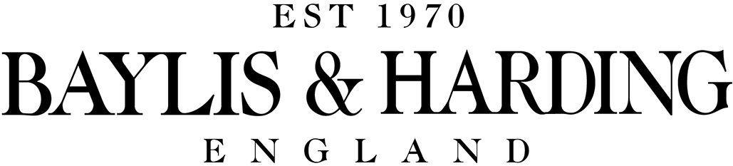 Baylis and Harding logo