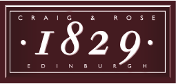 Craig & Rose 1829
