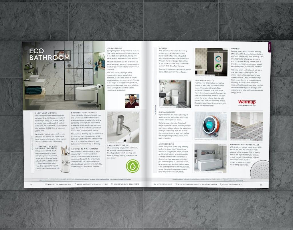 VictoriaPlum.com catalogue example page 2