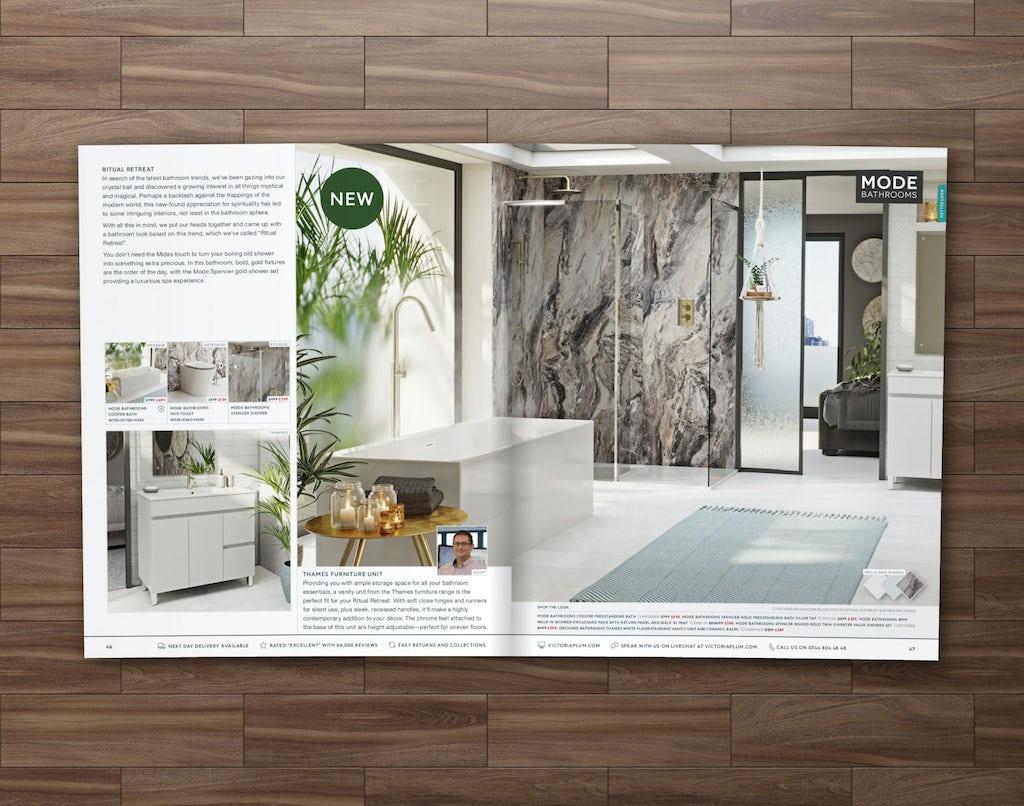 VictoriaPlum.com catalogue example page 3