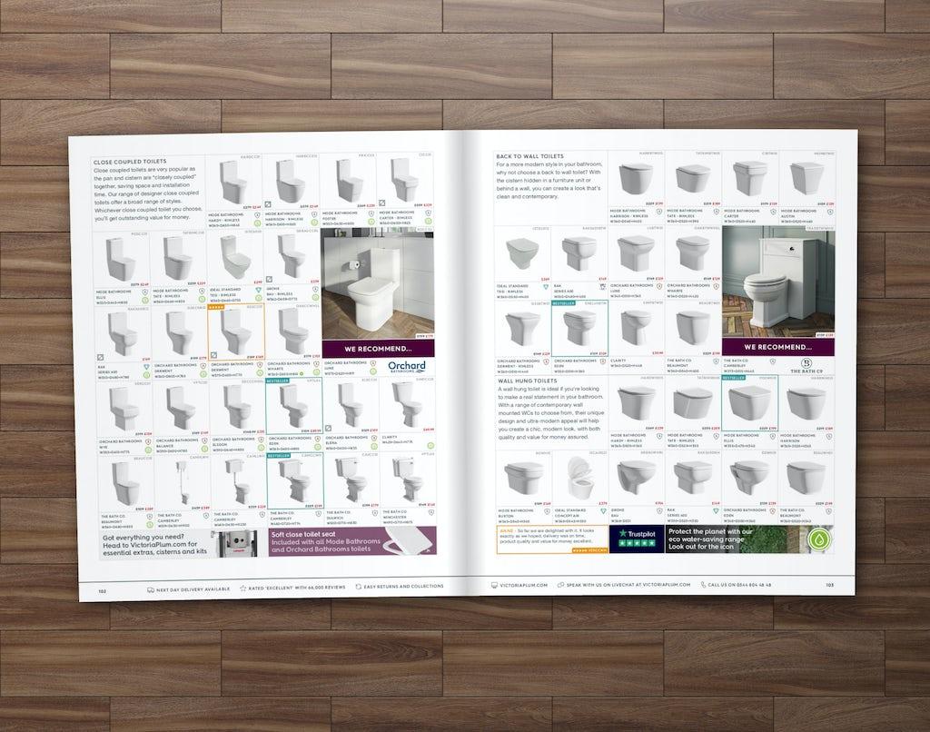 VictoriaPlum.com catalogue example page 5