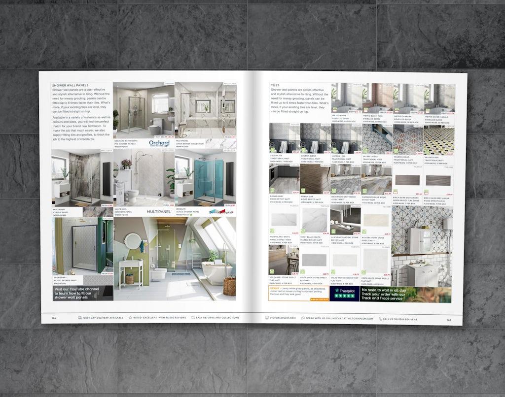 VictoriaPlum.com catalogue example page 6