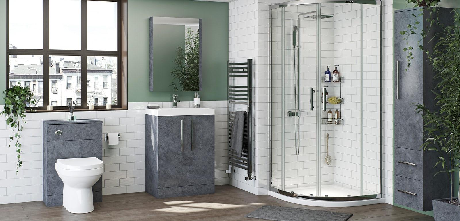 Kemp bathroom furniture