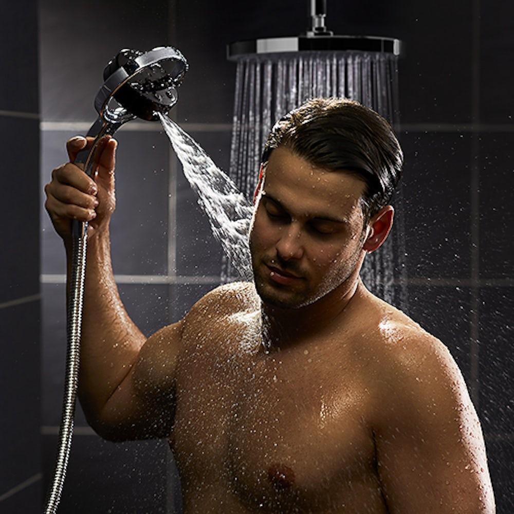 Mira Platinum Dual digital shower