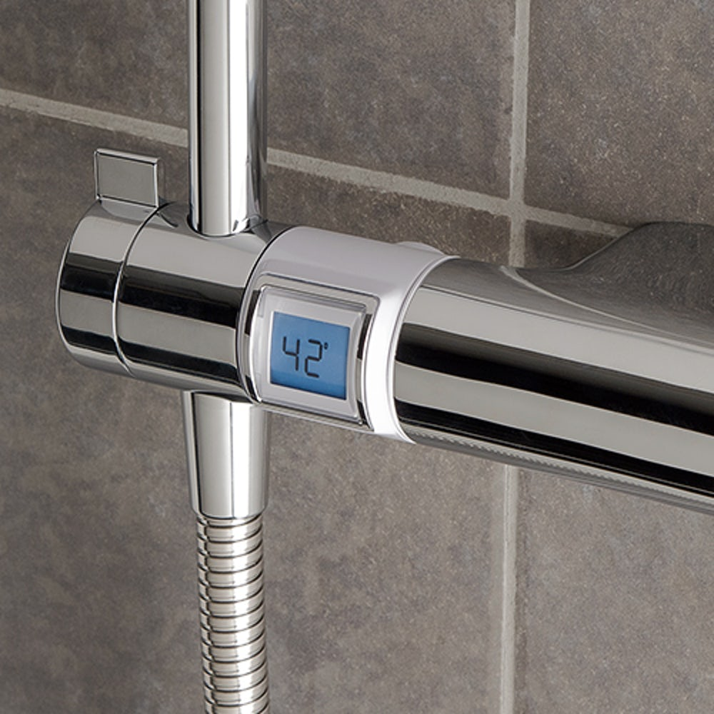 Mira Agile Sense ERD+ mixer shower