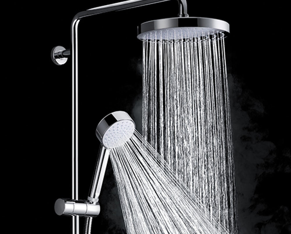 Mira mixer shower