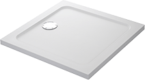 Mira flight safe shower tray