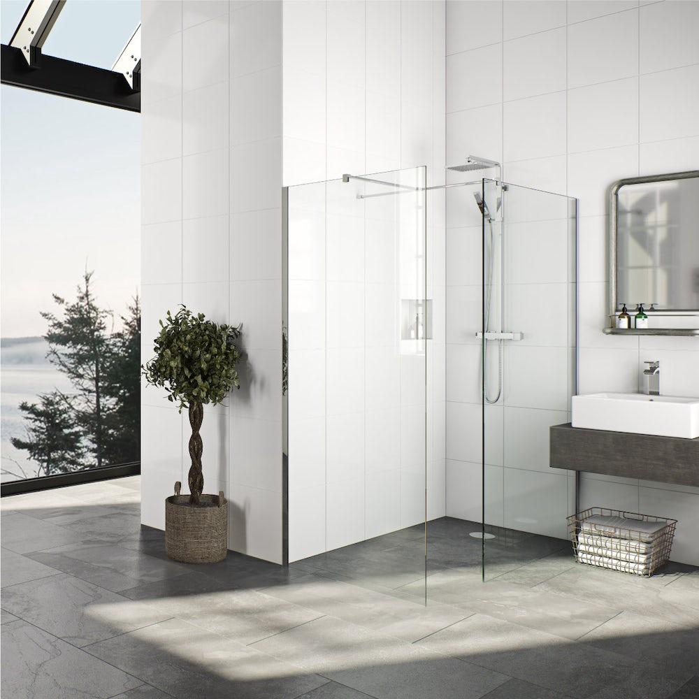 Luxury 8mm wet room enclosure