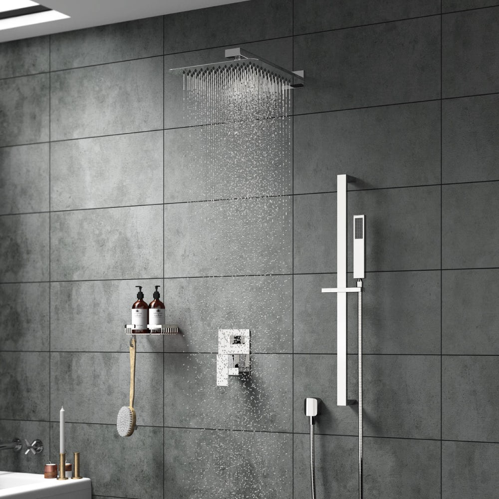Luxury spa shower set