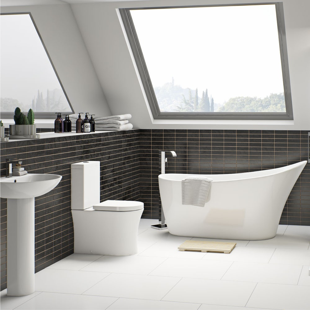 Hardy bathroom suite range