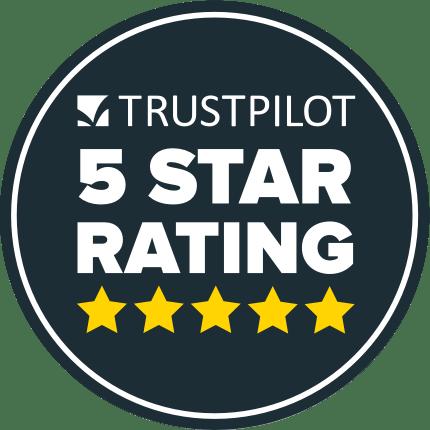 5 star Trustpilot rating   VictoriaPlum.com