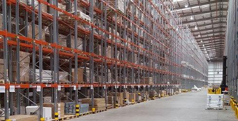 VictoriaPlum.com warehouse, saving you time