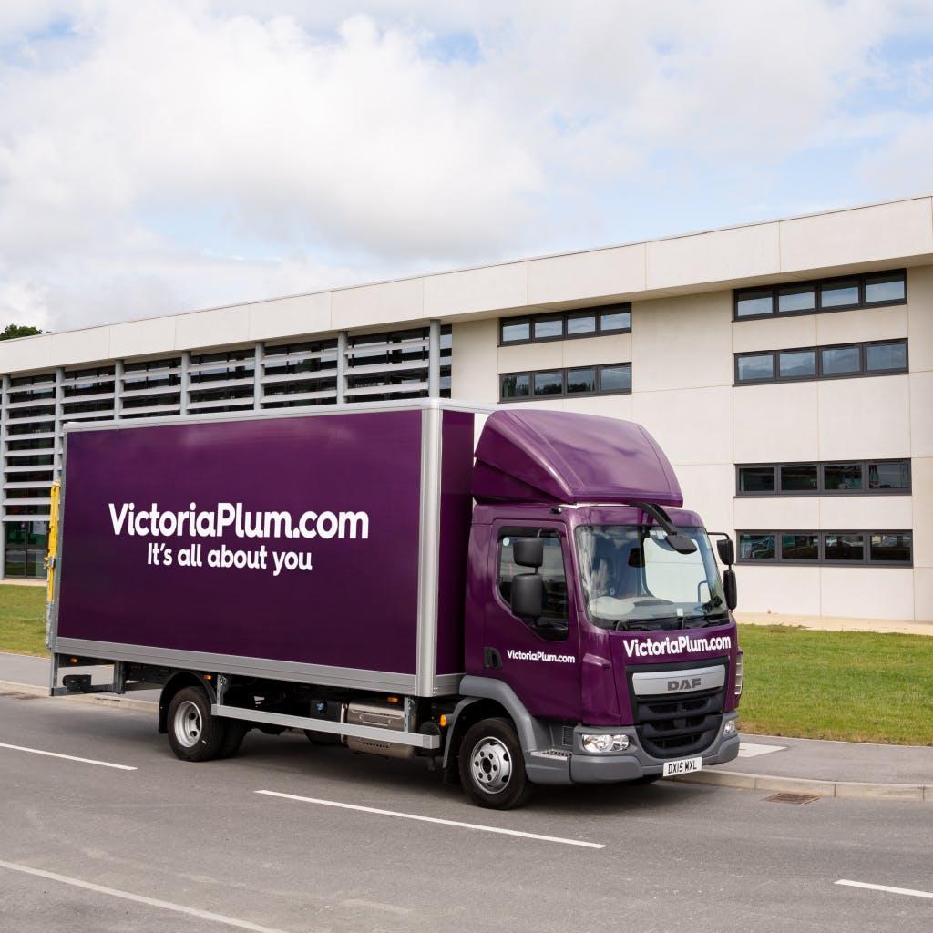 Eco-Delivery at Victoria Plum