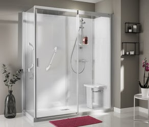 Wide Range Of Shower Enclosures And Cubicles