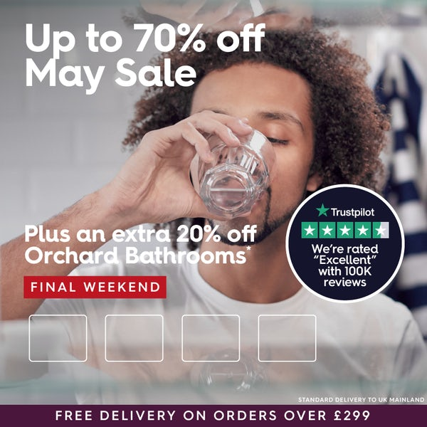 Up to 70% off May Sale