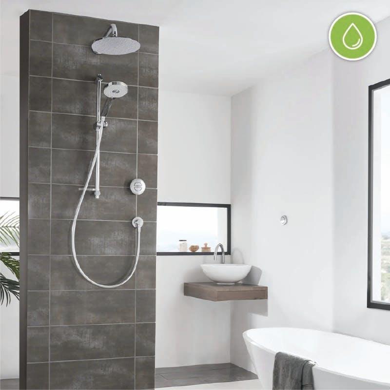 Make your showering work smarter