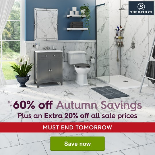 Up to 60% off Autumn savings PLUS an extra 10% off