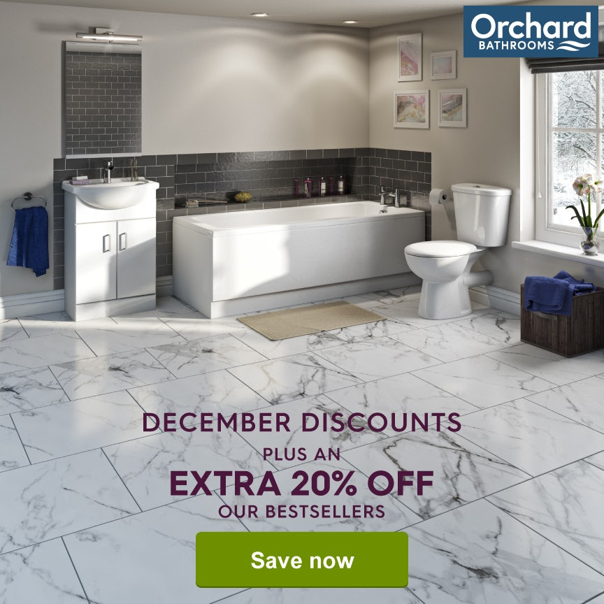 December discounts | Extra 20% off our bestsellers