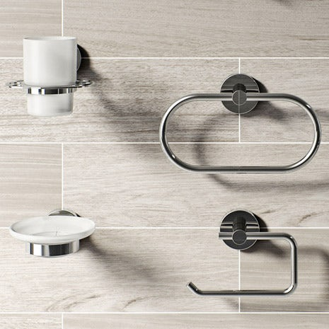 Bathroom accessories Silver Accessory Sets Cb2 Bathroom Accessories Bathroom Accessory Sets Victoriaplumcom