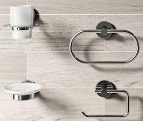 Bathroom Accessories Bathroom Accessory Sets VictoriaPlumcom - Cheap bathroom accessory sets