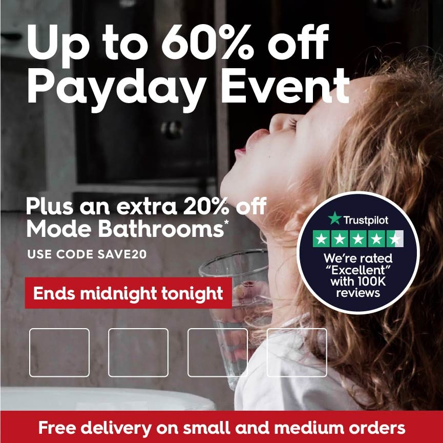 Up to 60% off Payday Event