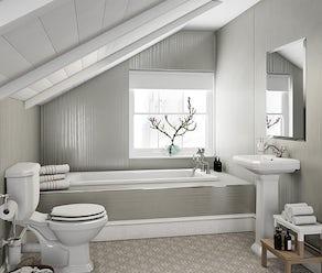 Textured Shower Wall Panels