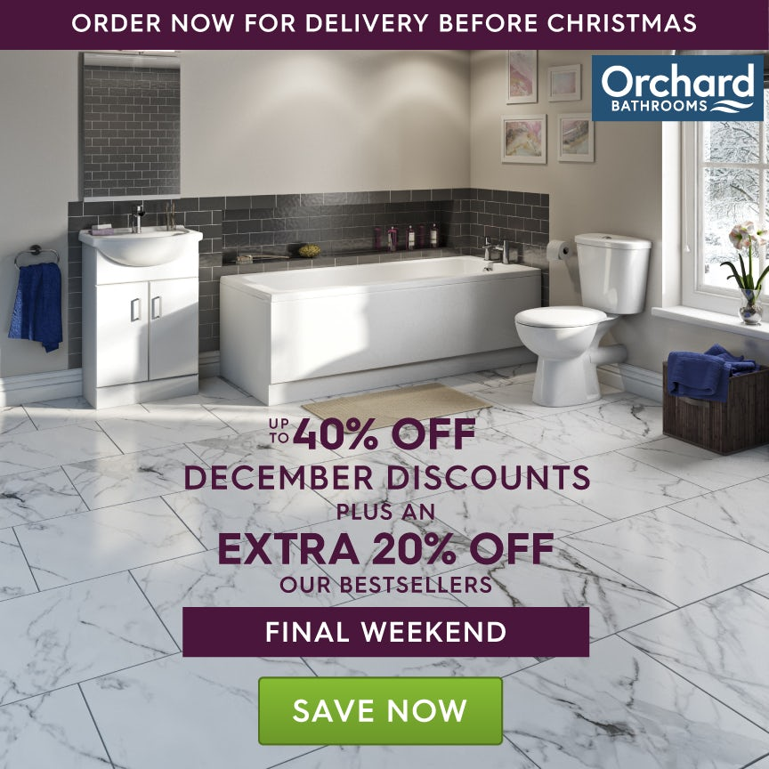 Up to 40% off December discounts | Extra 20% off our bestsellers