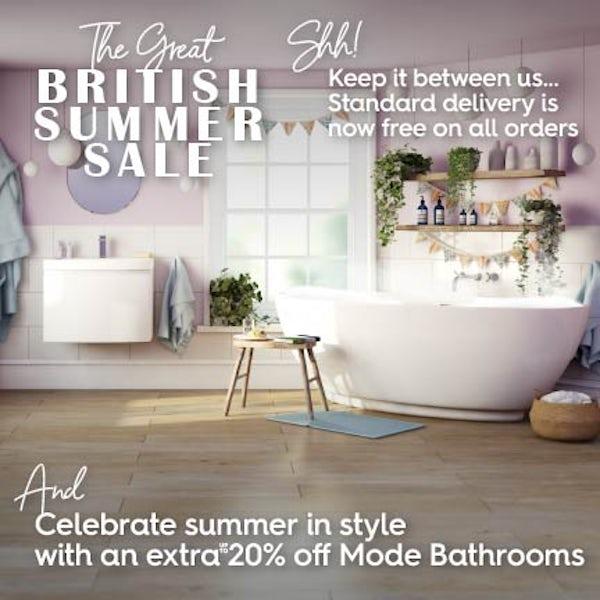 The Great British Summer Sale
