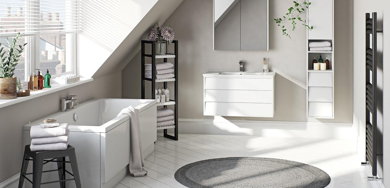 Bathroom Furniture, Bathroom Furniture UK | VictoriaPlum.com