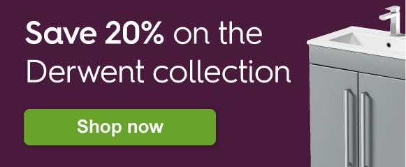 20% off the Derwent collection