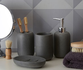 Bathroom Accessories Bathroom Accessory Sets