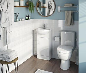 View our Range of Complete Bathroom Suites | VictoriaPlum.com