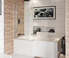 6232888c573 Baths and Bathtubs. Large Range of Traditional and Modern Baths