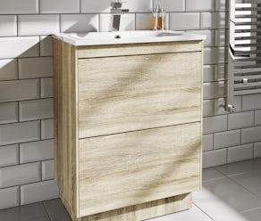 Bathroom furniture ranges · Vanity units