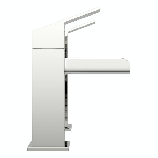 Wye Waterfall Bath Shower Mixer