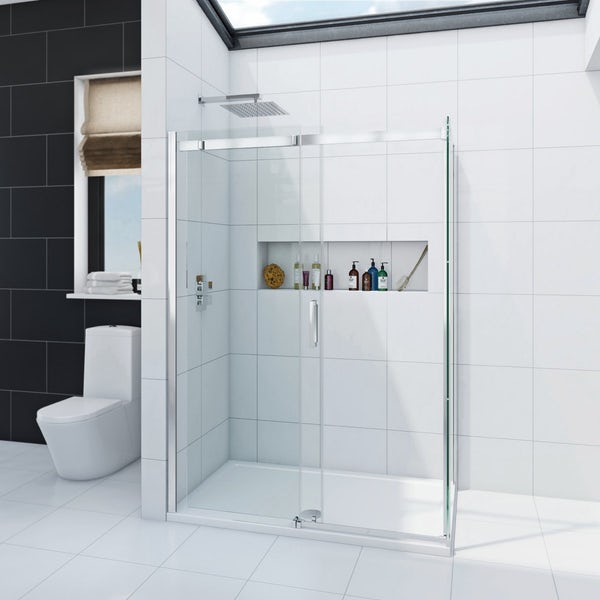 Mode Infiniti 8mm Rectangular Shower Enclosure