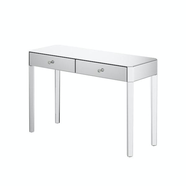brand new e852c 3cb7c MFI Paris mirror glass dressing table | VictoriaPlum.com