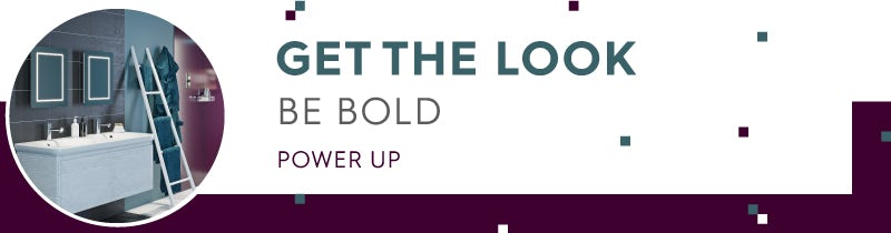 Get the Look: Be Bold with Power-Up