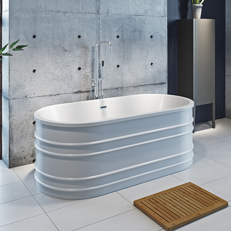 Mode Hale freestanding bath